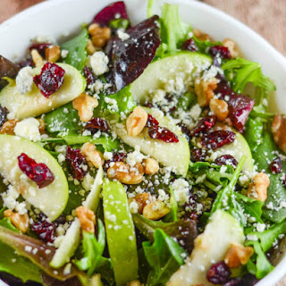 Apple Cranberry Walnut Salad Recipes.