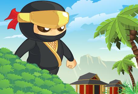 Ninja Kids Fruit Game