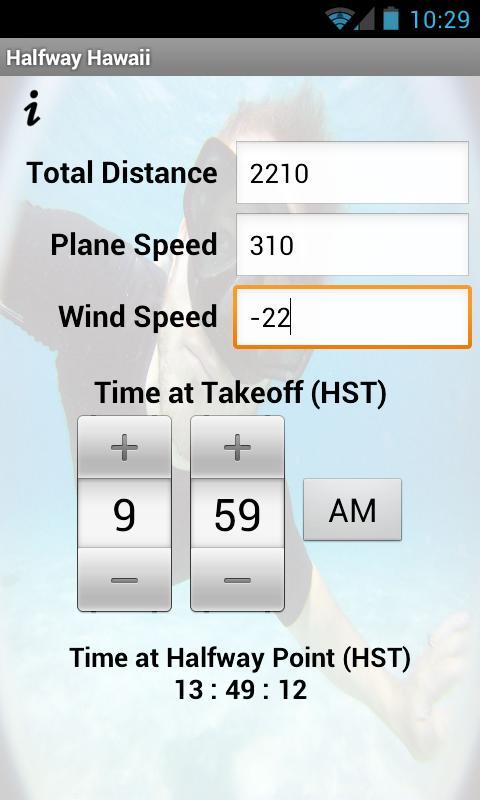 Halfway Hawaii- screenshot