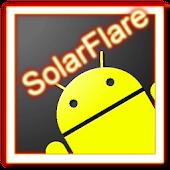 Solar Flare Theme CM10/AOKP4.3
