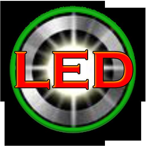 LED Flashlight and Clock