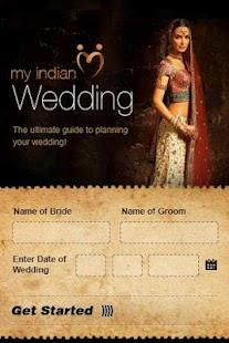 Indian Wedding Planner Screenshot Thumbnail