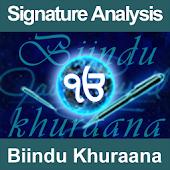 Signatures Analysis