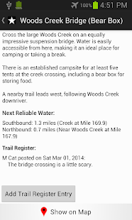 John Muir Trail Hiker - screenshot thumbnail