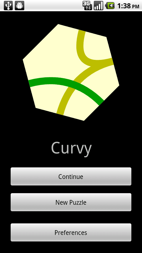 Curvy- screenshot