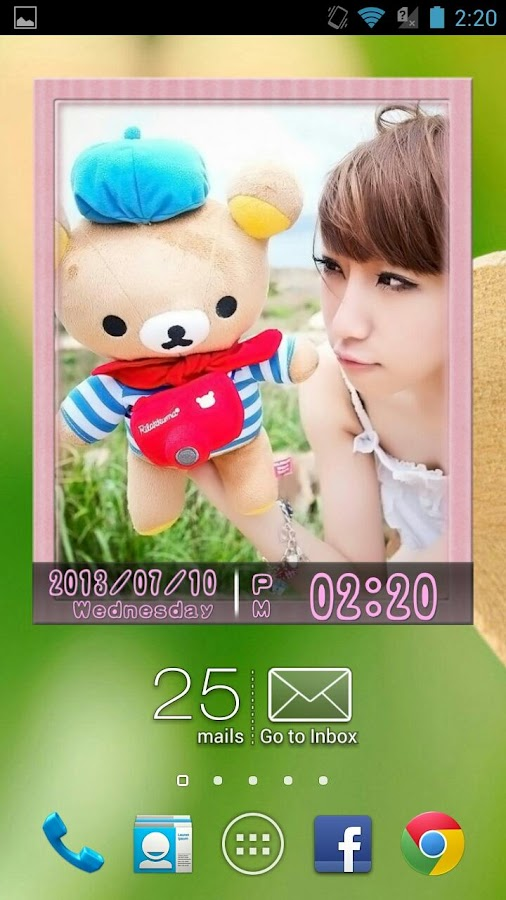 Animated Photo Widget +- screenshot
