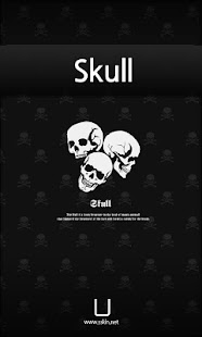 [SSKIN] Skull - screenshot thumbnail