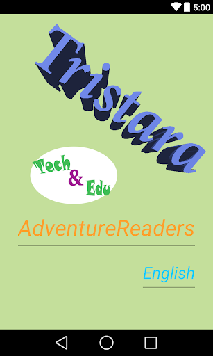 AdventureReaders English