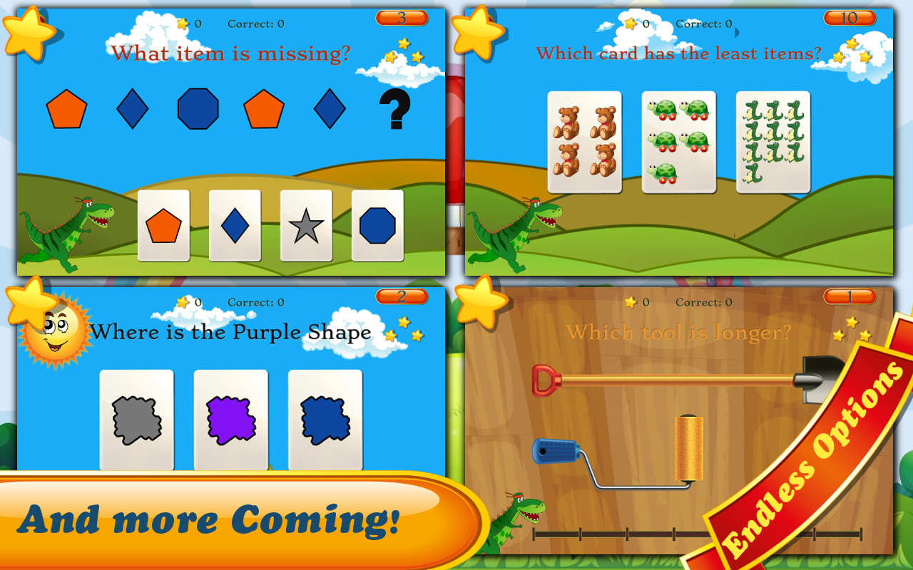 Math Learning Games for Kids- screenshot