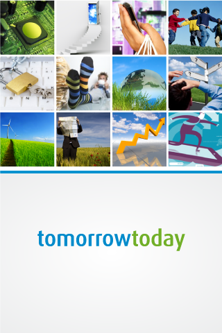 TomorrowToday- screenshot