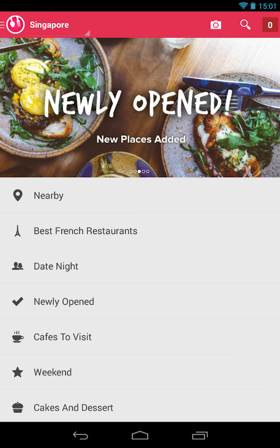 Burpple - Social Food Guide - screenshot