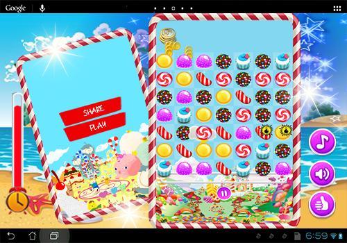 Candy Sweet Pop Frenzy