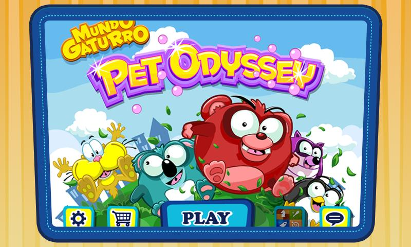 Mundo Gaturro: Pet Odyssey- screenshot