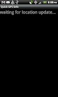 Screenshot of Quick GPS Info