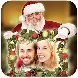 Santa Photo Frames Icon