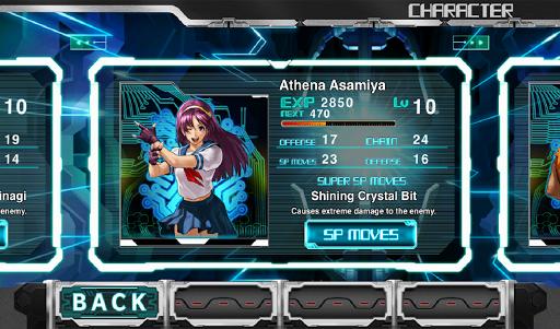 Игра THE RHYTHM OF FIGHTERS для планшетов на Android