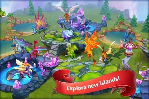 android Dragons World Screenshot 18