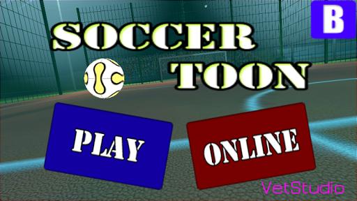 Soccer Toon Футбол