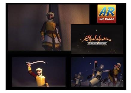 Interact AR Video - screenshot thumbnail