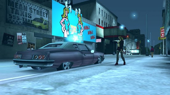 Grand Theft Auto 3 Screenshot 2