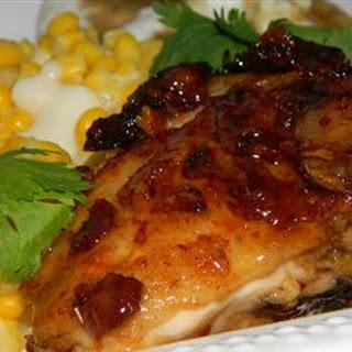 Daniel Boone's Favorite Honey-Fried Chicken