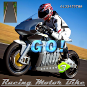 Racing Moto Bike