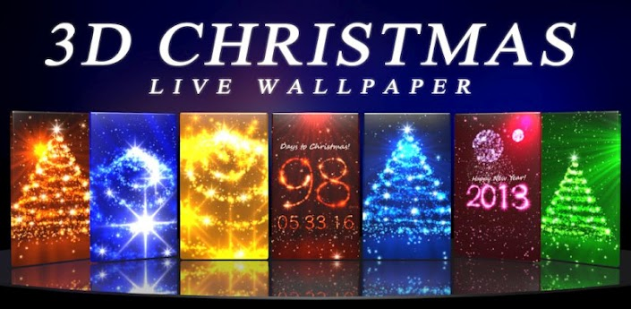 3d christmas live wallpaper fr android apps on google play