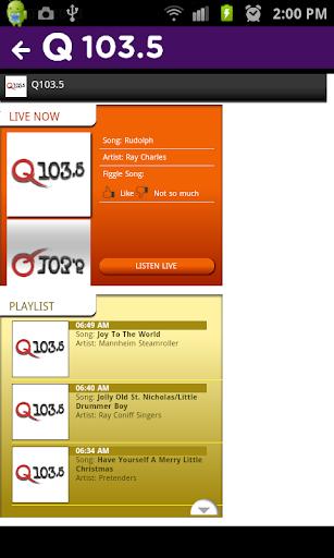 音樂必備APP下載|Q Country 103.5 好玩app不花錢|綠色工廠好玩App