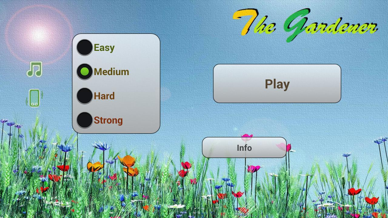 The Gardener- screenshot