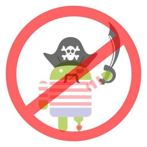 Destroy Android Pirates