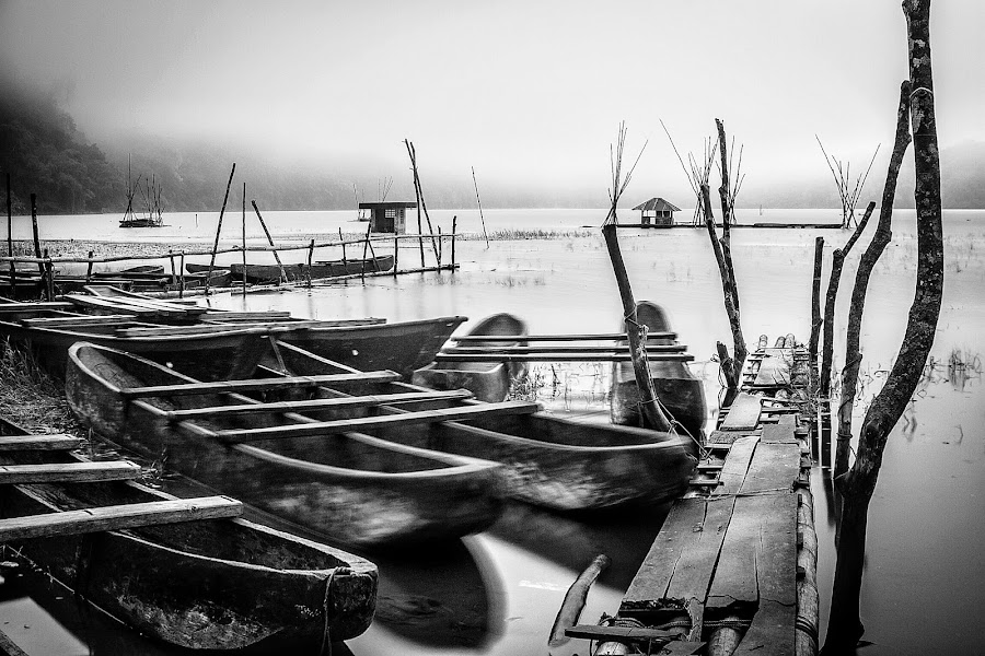 Boats by Efraim Dastanta Ginting - Transportation Boats
