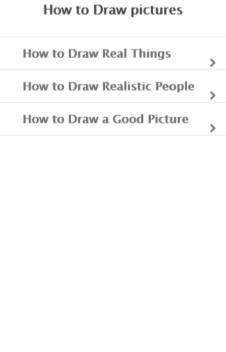 how to draw pictures