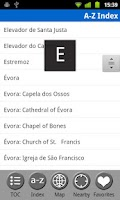 Screenshot of Portugal - Travel Guide