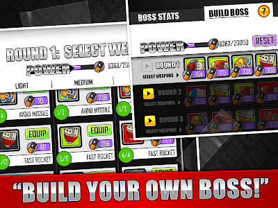 Endless Boss Fight v1.1.0