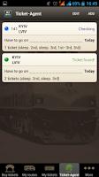 Screenshot of Bilet Cafe - train tickets