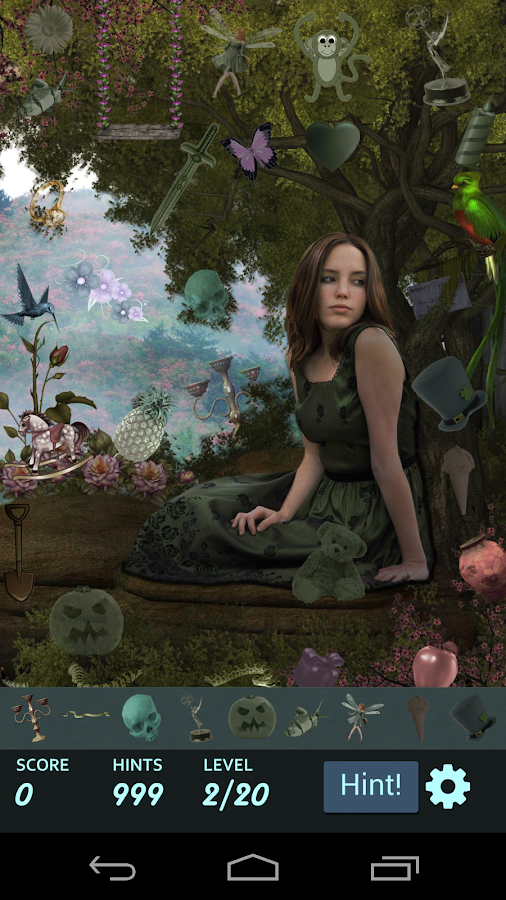 Hidden Object - Daydreams Free- screenshot