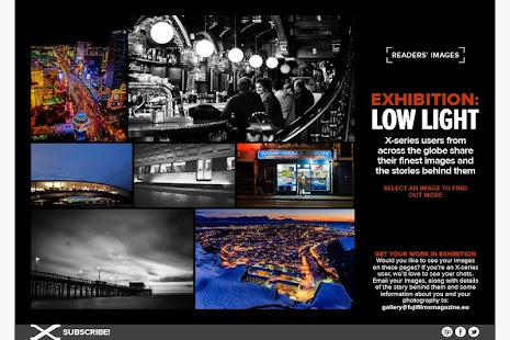 Fujifilm X Magazine - screenshot thumbnail