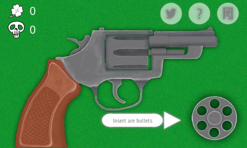 Free russian roulette app