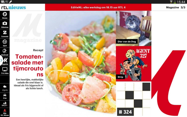 RTL Nieuws - screenshot