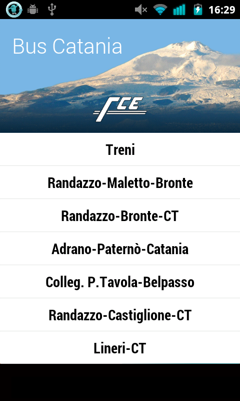 Bus Catania- screenshot