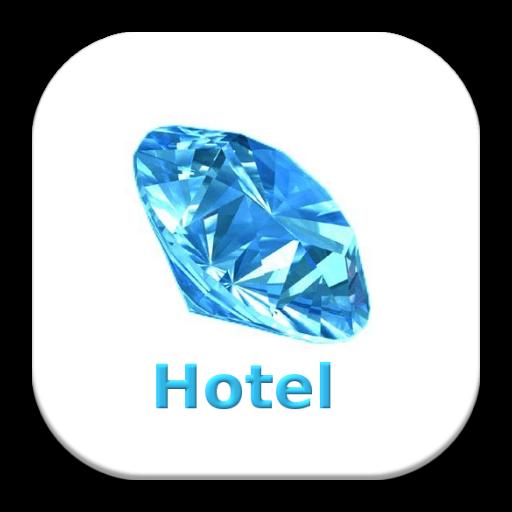 Blue Diamond Hotel 商業 App LOGO-APP試玩