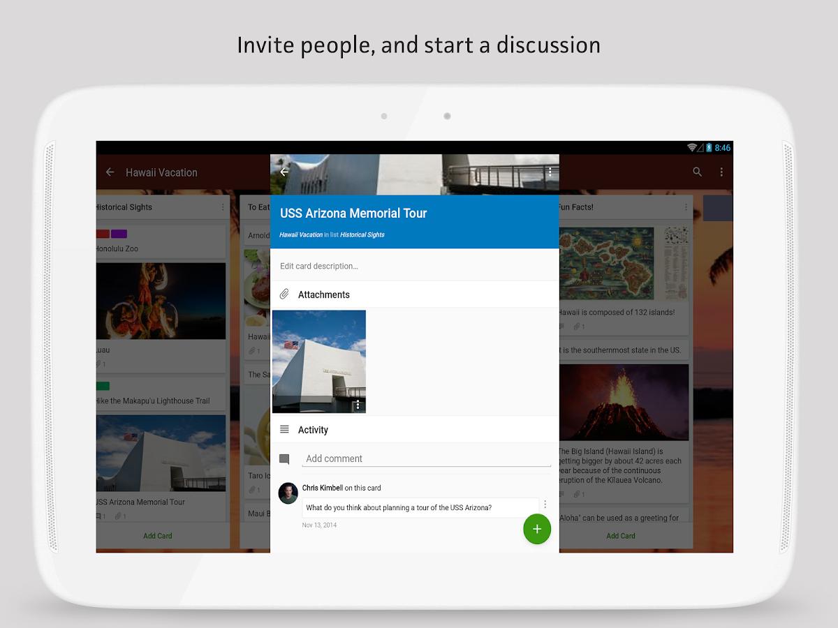 Trello - Organize Anything - screenshot