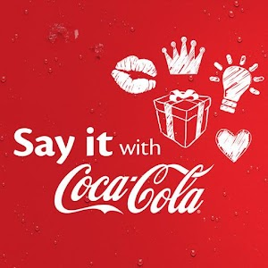 Say It with Coca-Cola for PC and MAC
