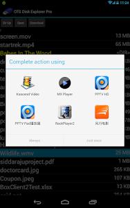 OTG Disk Explorer Pro v2.2