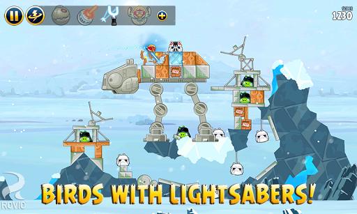 無料街机AppのAngry Birds Star Wars HD|記事Game
