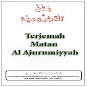 Terjemah Matan Al Ajurumiyyah
