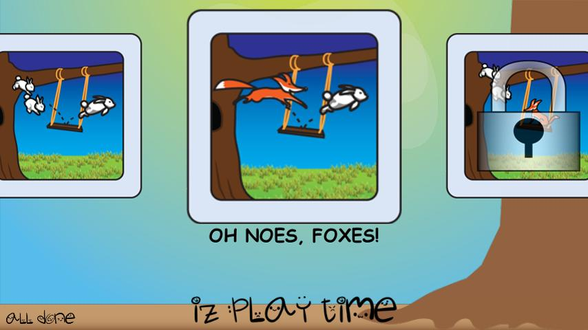 Outfoxed! Quick n' Casual Game - screenshot