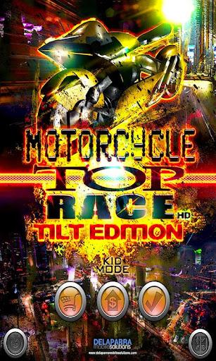 Motorcycle Top: Harlem Racing
