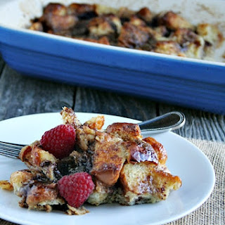 French Toast Casserole ~ adapted from The Pioneer Woman