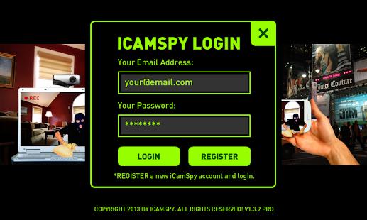 iCamSpy PRO - screenshot thumbnail